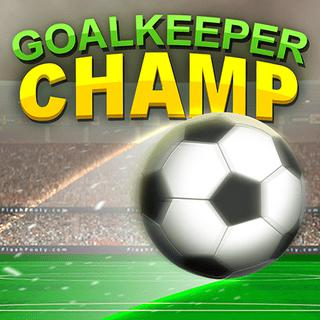 Goalkeeper Champ: Soccer Ball Goalie