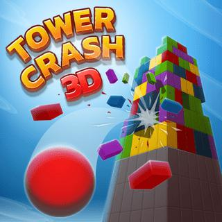 Tower Crash 3D: Bubble Shooter Jenga